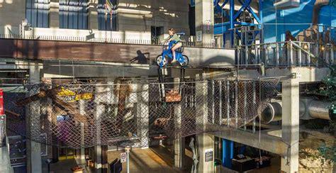 sky bike science city