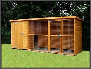 wooden dog runs contact the dog run experts today With wooden dog kennels and runs