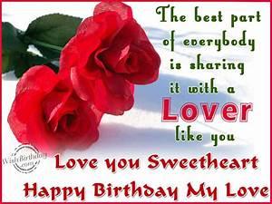 funny-love-sad-birthday sms: birthday wishes to lover