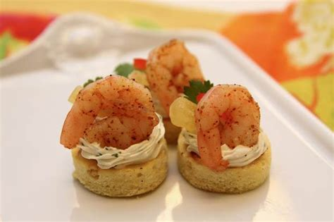canapes with prawns island shrimp canapes baked frozen shrimp appetizers