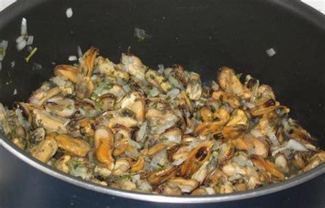 cuisiner des moules cuisiner moules les meilleures recettes de moules