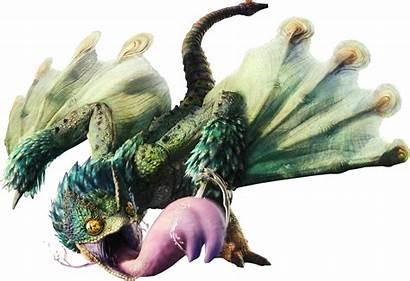 Pukei Hunter Monster Mhw Render Monsterhunter Wiki