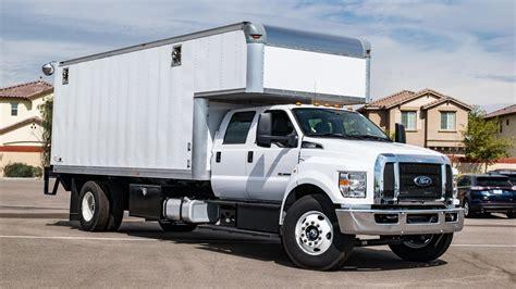 ford   cc supreme box truck walkaround youtube