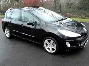 Peugeot 308 2010 : used 2010 peugeot 308 sw estate vti sport for sale in aldershot hampshire 8 995 youtube ~ Medecine-chirurgie-esthetiques.com Avis de Voitures