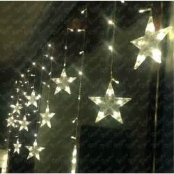 image gallery outdoor christmas star lights