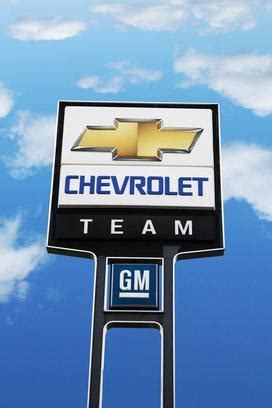 Team Chevrolet Car Dealership In Valparaiso, In 46385