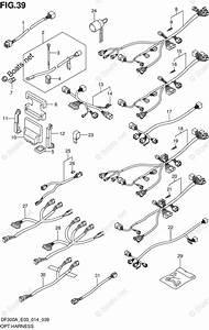 Suzuki Outboard Parts By Model Df 300ap Oem Parts Diagram