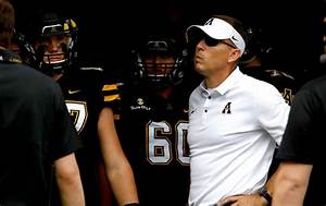 Appalachian State gets ahead of coaching carousel by ...