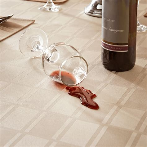 spill proof tablecloth magicloth spill stain resistant tablecloth tableware 2427