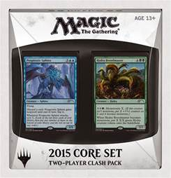 mtg deck 2015 mtg realm magic 2015 clash packs