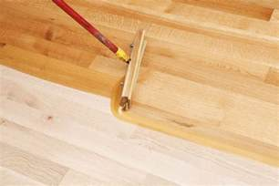 on how to refinish a hardwood floor