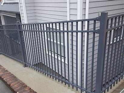 Panels Fence Modular Sloped Gate Stepped Nz