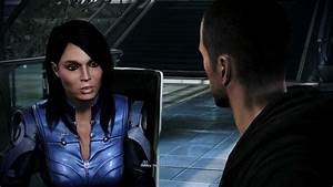 Mass Effect 3: Ashley Romance #11: A little downtime (ME1 ...