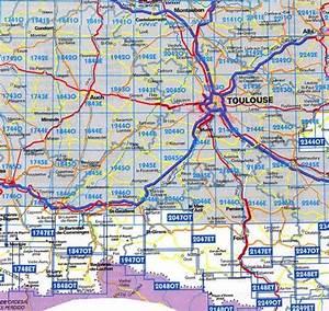 Leboncoin 31 Haute Garonne : carte haute garonne carte routi re haute garonne cd rom ~ Dailycaller-alerts.com Idées de Décoration