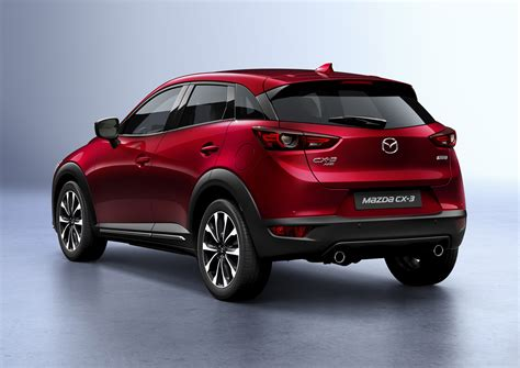 Mazda X3 2020 by Mazda Reveals More Details About The New Cx 3 Machine