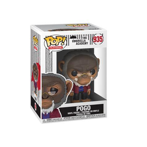 Funko POP! TV: Umbrella Academy - Pogo - Walmart.com ...