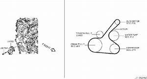 Nissan Rogue Sport Accessory Drive Belt Tensioner
