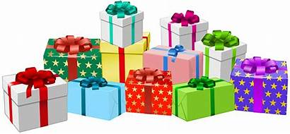 Gift Clipart Clip Gifts Boxes Birthday Yopriceville