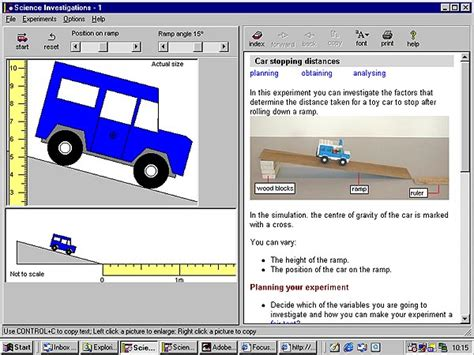 Science Investigations 1 By Focus Educational Software
