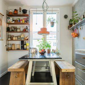 Kleine Küchen Einrichten : kleine wohnk che ideen ~ Indierocktalk.com Haus und Dekorationen