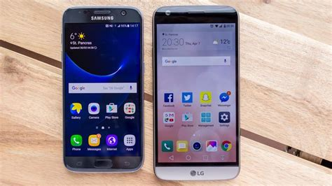which phone is better iphone or android why the lg g5 is better than iphone tech advisor