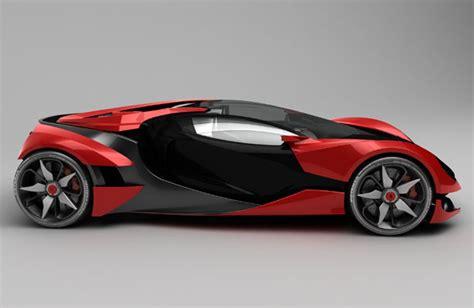 Ferrari F750 Concept Car With Future Technology In 2025