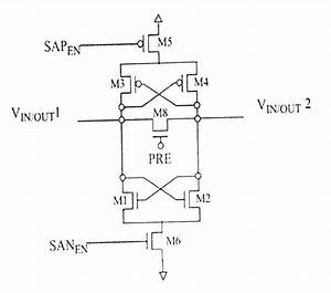 Schematic Circuit Diagram Of Full Complementary Positive