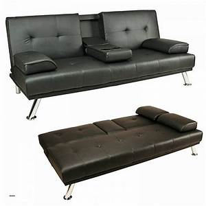 faux leather double sofa bed sienna black faux leather With leather double sofa bed