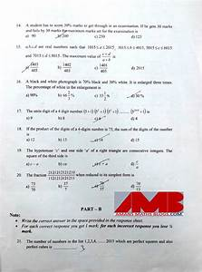 Nmtc 2015  7th  U0026 8th Standard  Question Paper And