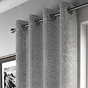Amazon.com: Lush Decor Night Sky Curtain Panel, Black/Gray