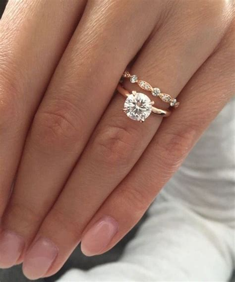 what are the most popular engagement rings currently