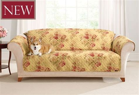 pet friendly slipcovers for sofas bring a feminine touch to any room w our very popular