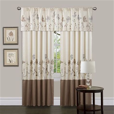 Kohls Bay Window Curtains by Window Treatments Kohls And Living Room Curtains On