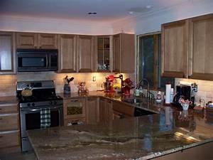 the best backsplash ideas for black granite countertops With backsplash tile designs for kitchens