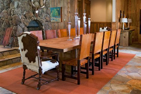 Cowhide Dining Room Chairs by Cowhide Dining Chairs Grace 20 Lovely Dining Areas Home