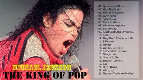 Michael Jackson Best Song by Best Songs Of Michael Jackson King Of Pop Greatest