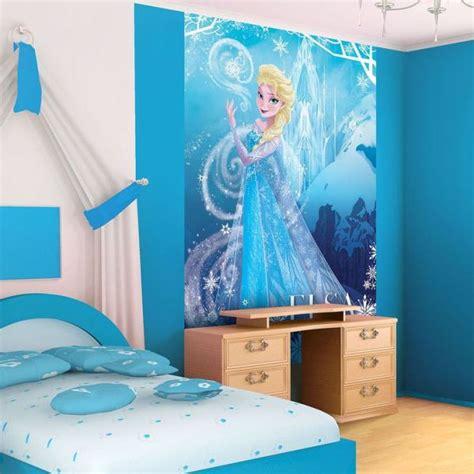 Cetakan Salju Frozen Stencil 17 desain kamar anak bertemakan frozen yang lucu rumah