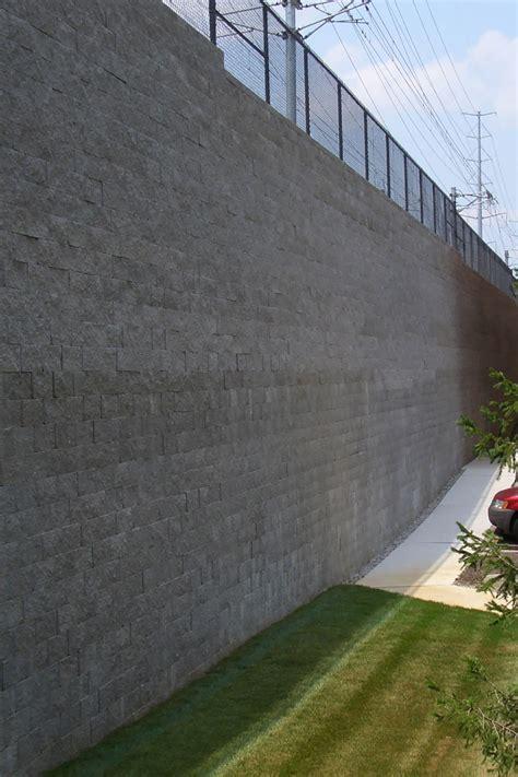 rosch company retaining walls