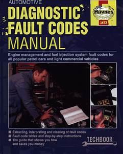 Automotive Diagnostic Fault Codes Manual  Haynes Techbooks