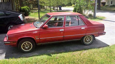 renault alliance voiture bon marché 500 1986 renault alliance