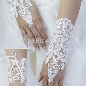 aliexpresscom buy 2015 free shipping new design lace With wedding dress with gloves