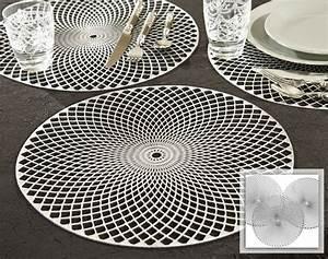 Set De Table Argenté : set de table chemin de table becquet becquet ~ Teatrodelosmanantiales.com Idées de Décoration