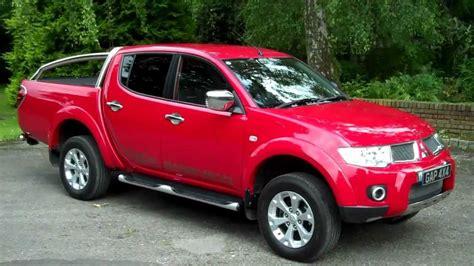 mitsubishi tv l light red mitsubishi l200 2 5 di d red barbarian auto 2010 10 www