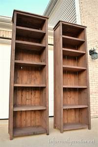 Diy, Your, Own, Bookcase, With, These, Free, Plans