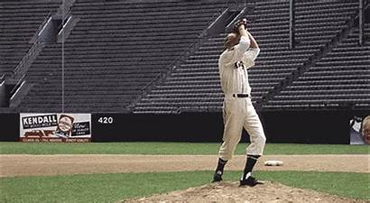 Baseball Hollywood Natural Down Pitchers Throw Redford
