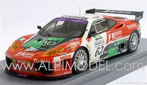 Gasoline Ferrari 360 N GT 62 Team GPC 24h Spa 2004