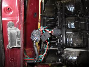 Custom Fit Vehicle Wiring By Tow Ready For 2009 Liberty