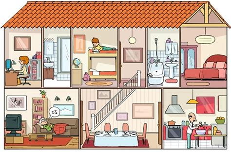 plan de cuisine en 3d gratuit dessin pieces maison