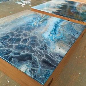 148 best images about abstract pouring on Pinterest