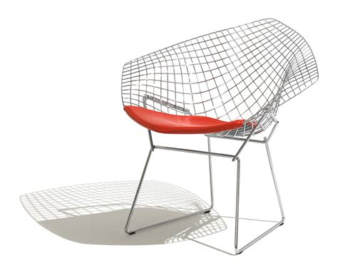designer outdoor tables bertoia small chair with seat cushion hivemodern com